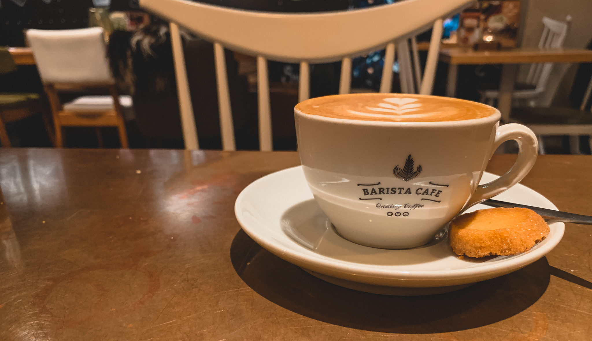 REVIEW: Barista Cafe Zwolle