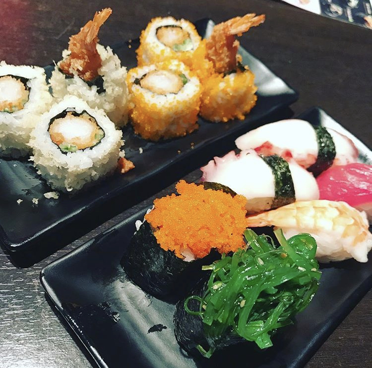 5 places to eat sushi in Zwolle