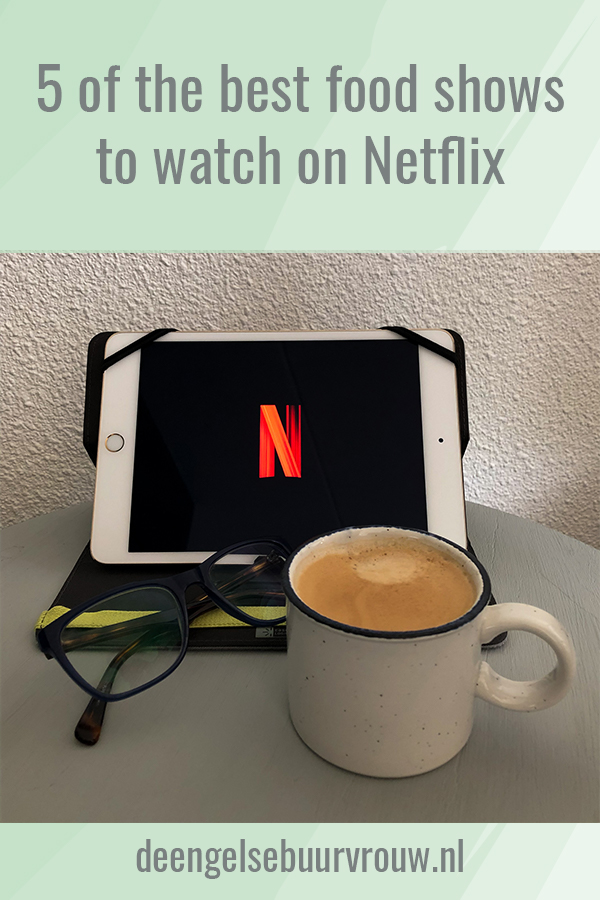 best netflix food shows