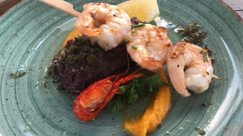 Review: Surf & Turf at Villa Suikerberg