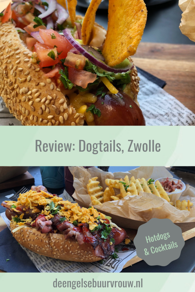 dogtails zwolle review hotdogs and cocktails food blog