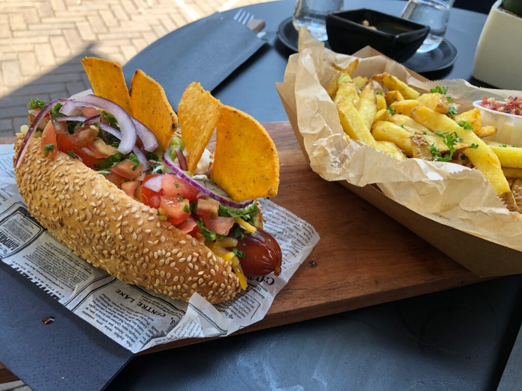 loco mexican hotdog dogtails zwolle review